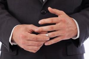 Если мужчина оказался женат...