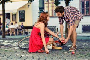 как познакомиться с мужчиной на улице