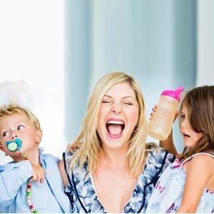 Как не стать сумасшедшей мамочкой