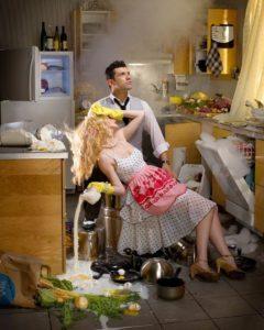 жена-домохозяйка