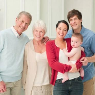 Две семьи в одной квартире…