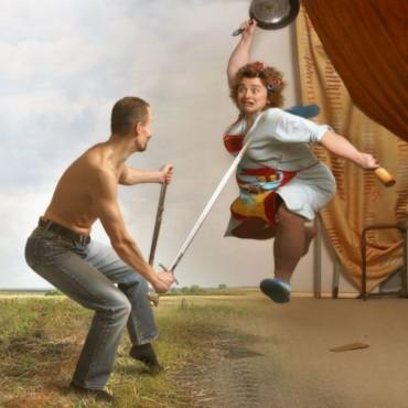 Десять правил семейных ссор