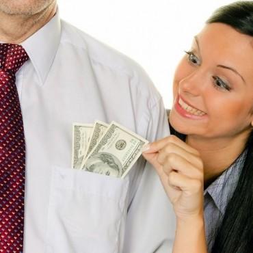 Как жене не просить денег у ушедшего мужа?