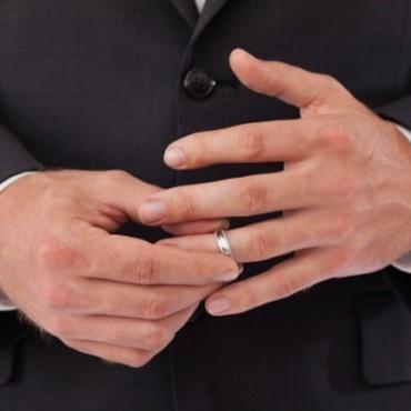 Если мужчина оказался женат…
